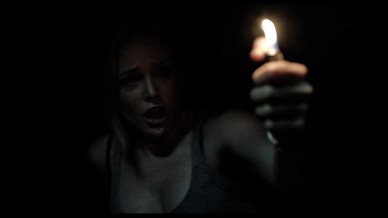 Caity Lotz in The Pact 2012