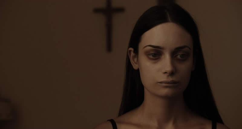 Haley Hudson in the Pact 2012