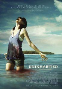Uninhabited 2010 Geraldine Hakewill Cover