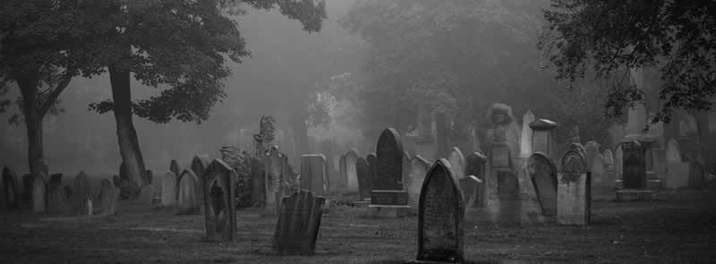 Graveyard Specters