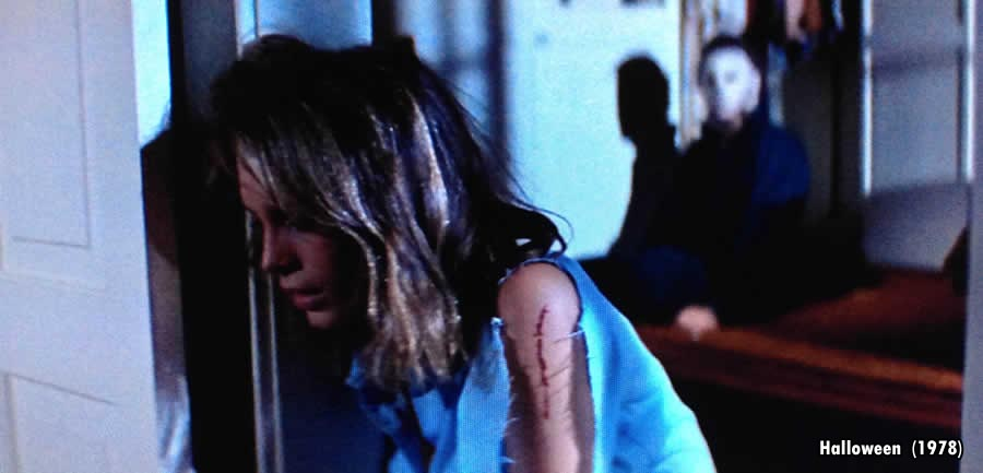5 Laurie Strode Michael Myers Halloween 1978