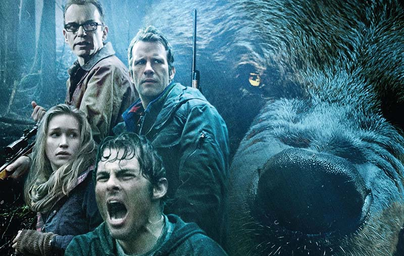 Into the Grizzly Maze 2014