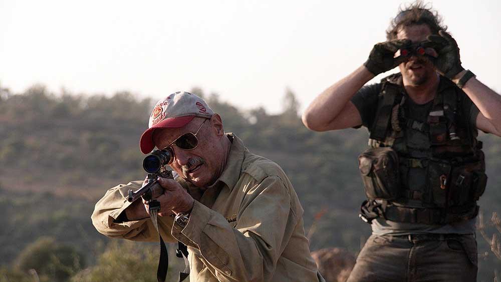 Burt Gummer and Travis Welker Tremors 5 Bloodlines