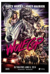 Wolfcop Movie Poster 2014
