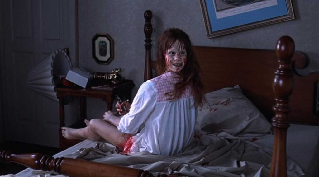 The Exorcist Head Spin