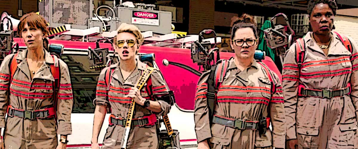 Ghostbusters 2016 Review