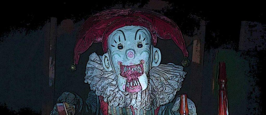 Krampus Clown