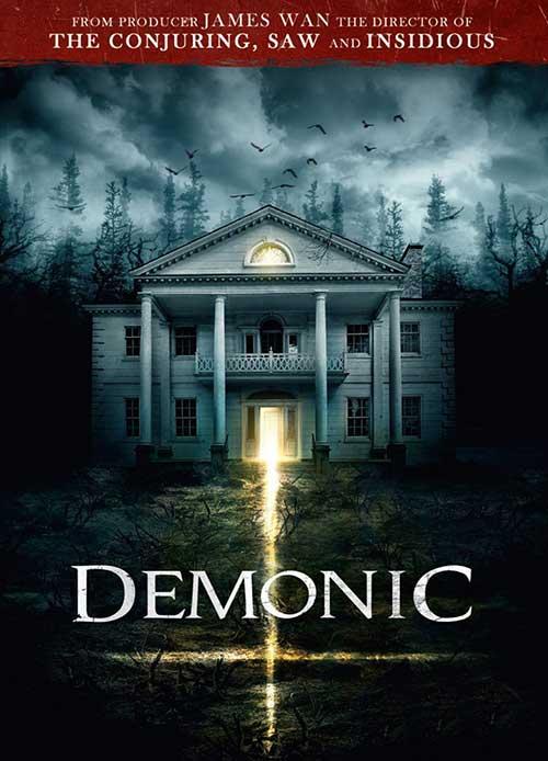 Demonic 2015 Poster