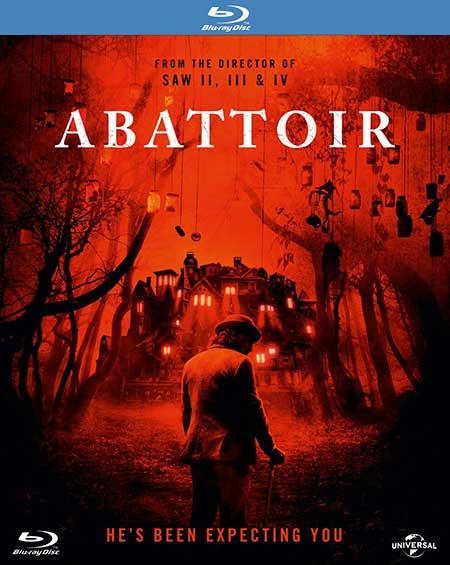 Abattoir 2016 on Blu-ray